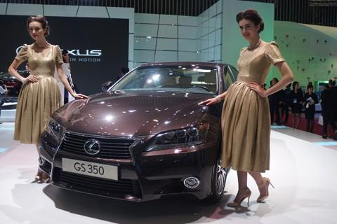 """Những cái """"nhất"""" trong triển lãm ô tô lớn nhất Việt Nam - ảnh 3"""