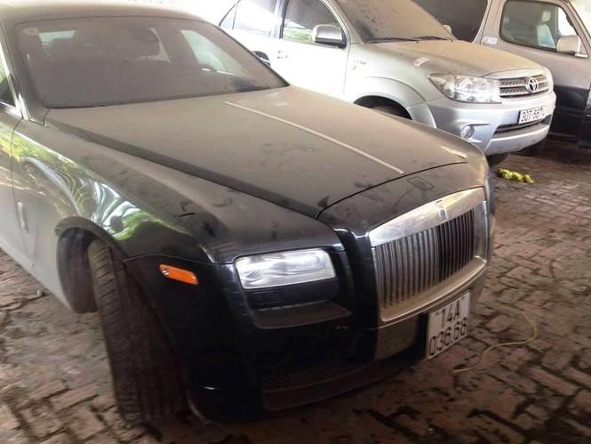 Chiếc Roll Royce của Dũng