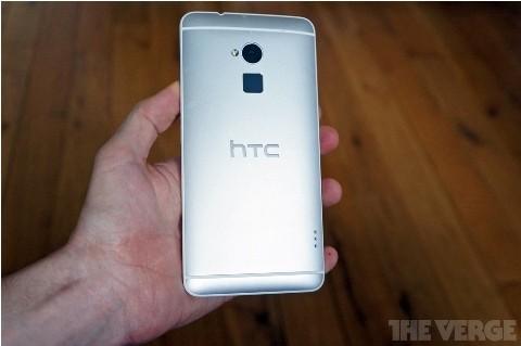 Thiết kế khá tương đồng với HTC One