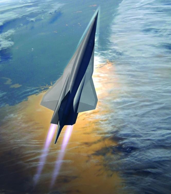 Mỹ lộ thiết kế máy bay ném bom siêu vượt âm - ảnh 2