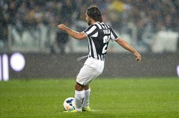 Pirlo khởi đầu chiến thắng cho Juve