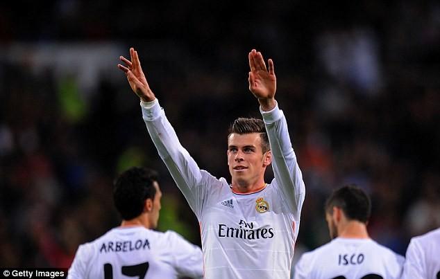Bale đã trở lại là chính mình. Ảnh: Getty Images