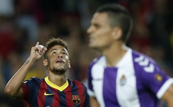 Neymar xếp thứ 5