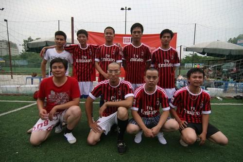 Đội bóng báo Tiền phong