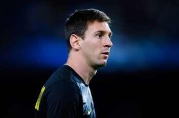Messi vắng mặt trong hai trận gần đây của Barca