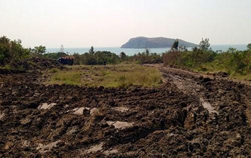 Còn bãi đỗ xe này dự kiến được hoàn thành vào ngày 12/10