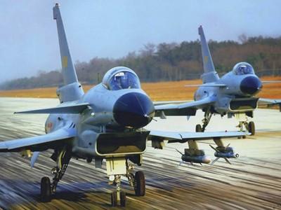 Máy bay tiêm kích J-10