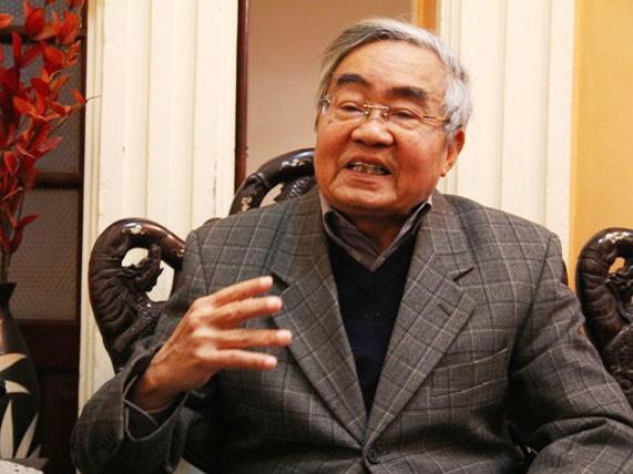Nguyên Bộ trưởng Phạm Minh Hạc