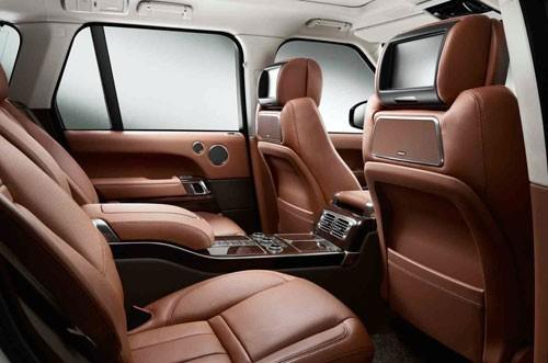 Range Rover có phiên bản trục cơ sở kéo dài - ảnh 6