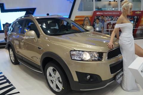 GM ra mắt Chevrolet Captiva mới - ảnh 5
