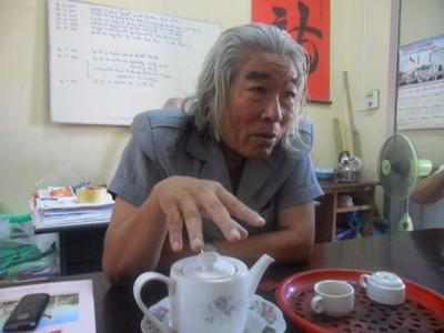 Chủ tịch CLB Thơ Việt Nam:Tôi sắp xuất bản tập thơ đầu tiên - ảnh 2