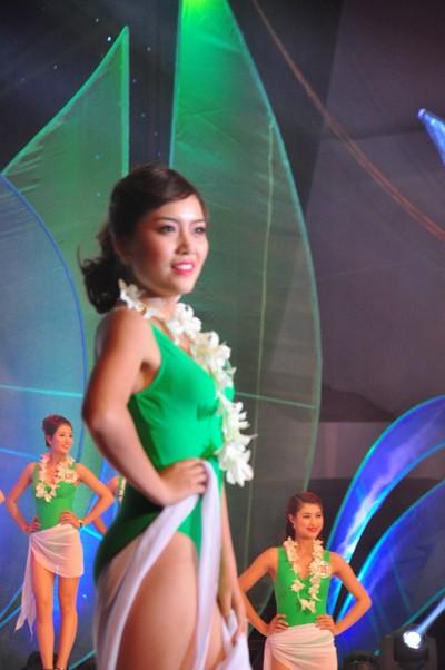 Hình ảnh đêm chung kết 'Người đẹp xứ Trà' 2013 - ảnh 13