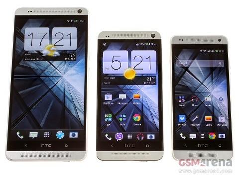 HTC One Max xuất trận cùng cảm biến vân tay - ảnh 5