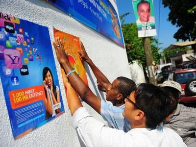Tại Haiti, Viettel đã làm nên điều kỳ diệu khi hồi sinh hạ tầng viễn thông của quốc gia này sau trận động đất kinh hoàng nhất lịch sử khiến gần nửa triệu người thiệt mạng. Ảnh VGP