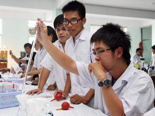 Cơ sở vật chất cũng là một trong những nội dung mà Bộ sẽ thanh tra ngành đào tạo ở các trường ĐH - Ảnh: Đào Ngọc Thạch