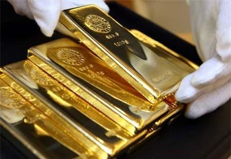 Giá vàng thế giới bất ngờ tăng mạnh - ảnh 1