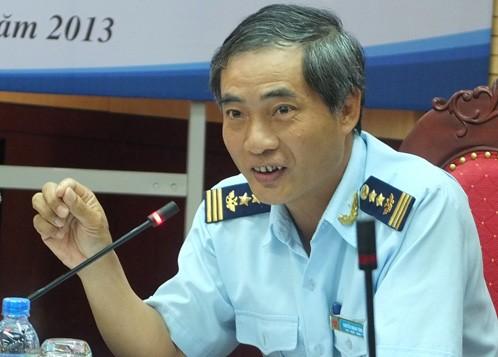 Ông Nguyễn Mạnh Tùng - lãnh đạo Tổng cục Hải quan khẳng định doanh nghiepj sẽ hưởng lợi nhờ chữ ký số khi làm thủ tục