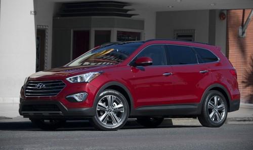 Hyundai 'lột xác' Santa Fe 2014 - ảnh 1
