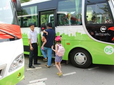 Cư dân Ecopark hào hứng với các dịch vụ tiện ích tiện lợi của khu đô thị