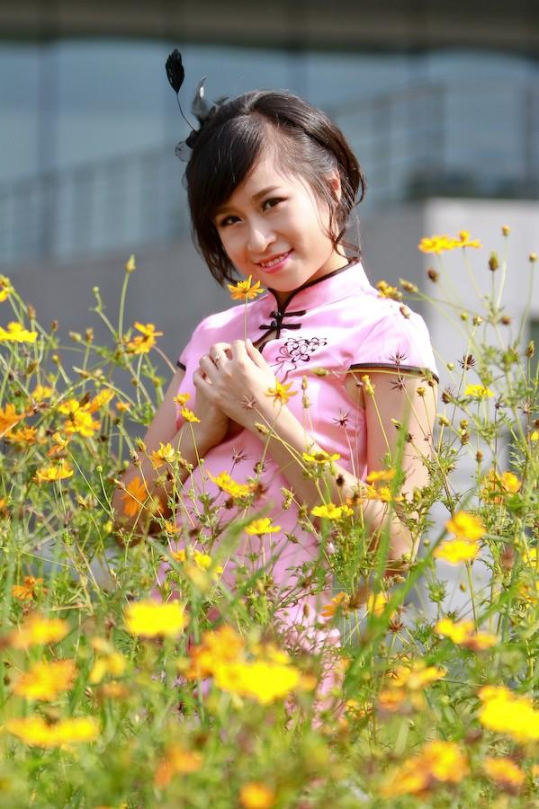 Nữ sinh xứ Lạng rạng rỡ trong nắng thu - ảnh 1