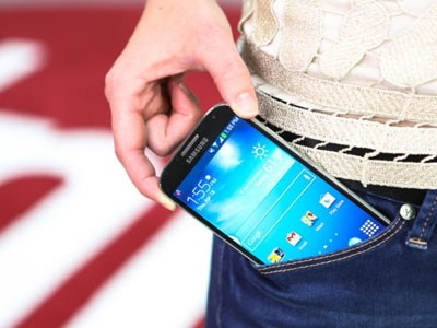Samsung bỏ xa Apple trên thị trường smartphone - ảnh 1