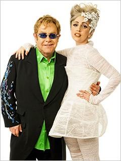 Dựng lại hoạt hình Romeo và Juliet, Elton John và Lady Gaga cùng hát - ảnh 1