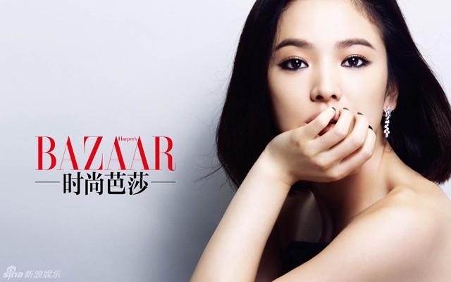 Song Hye Kyo quyến rũ, thanh lịch - ảnh 4