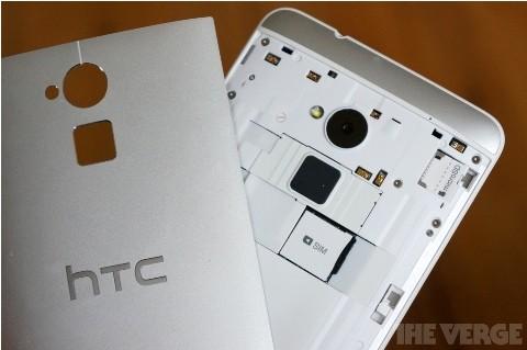 Trên tay HTC One Max - ảnh 13
