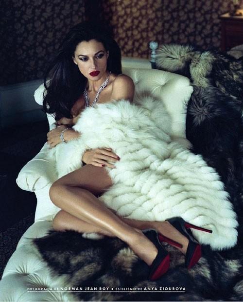 Monica Bellucci vẻ đẹp vượt thời gian - ảnh 2