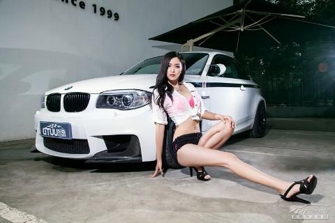 Mỹ nhân xinh như mộng bên BMW - ảnh 11
