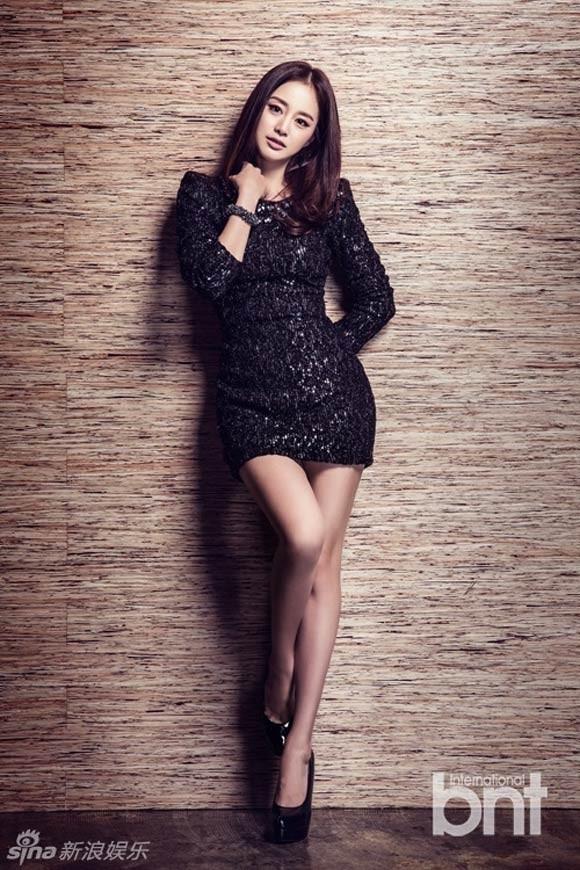 Kim Tae Hee đẹp hút hồn với váy bó sát gợi cảm - ảnh 6