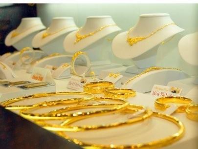 3,5 tỉ đô la Mỹ dành cho vàng nữ trang mỗi năm