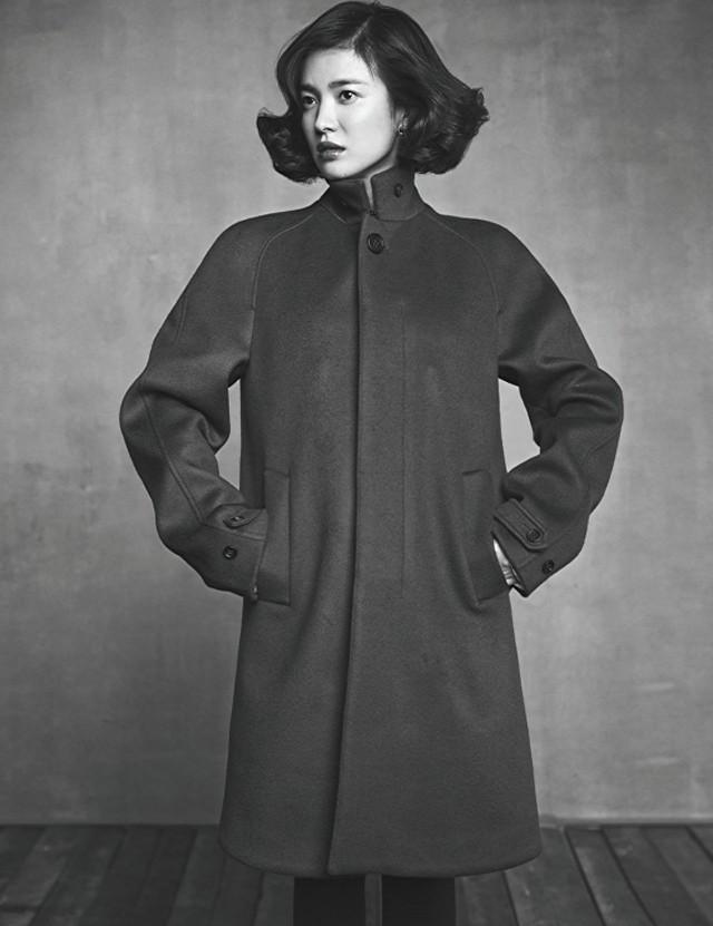 Song Hye Kyo quyến rũ, thanh lịch - ảnh 10