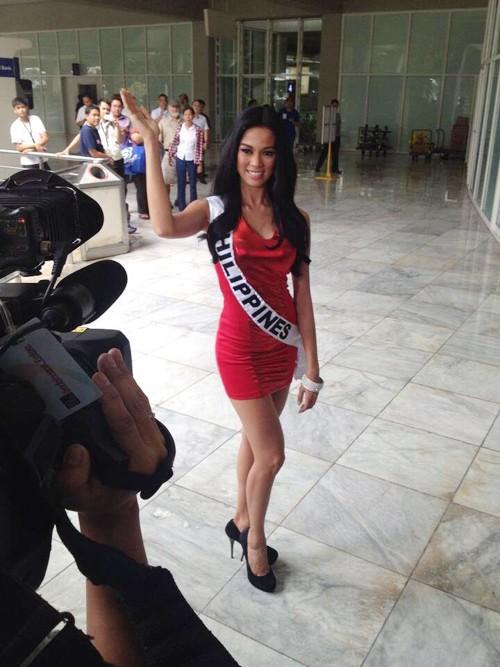 Bức ảnh của HHHV Philippines bị các thành viên diễn đàn Missosology đặt câu hỏi 'Đây là phụ nữ hay đàn ông?'