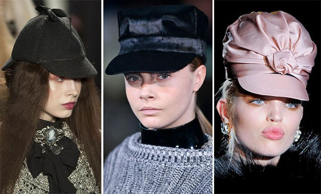 Chọn mũ phong cách cho mùa thu đông - ảnh 7