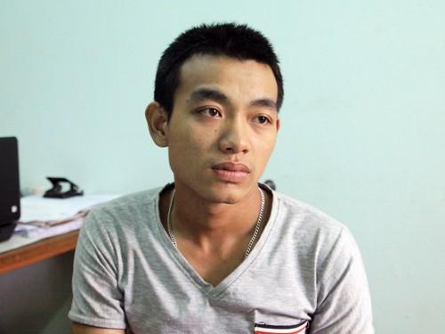 Mai Văn Phương bị bắt giữ