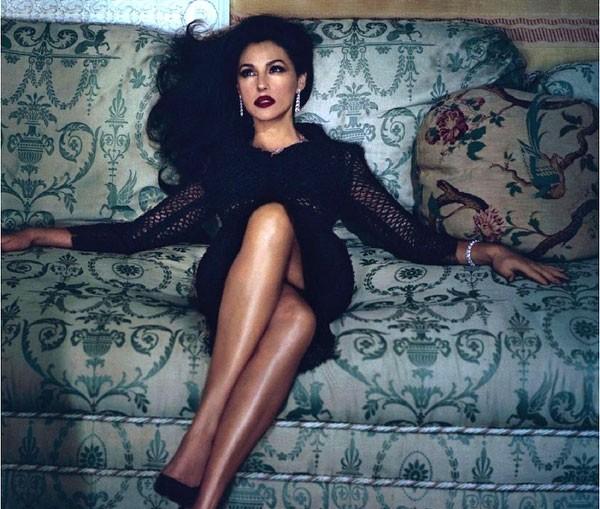 Monica Bellucci vẻ đẹp vượt thời gian - ảnh 4