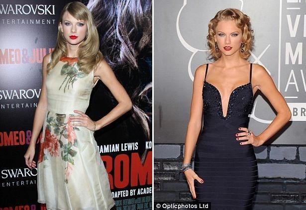 Taylor Swift bất ngờ vì được khắc tên trên cánh đồng - ảnh 2
