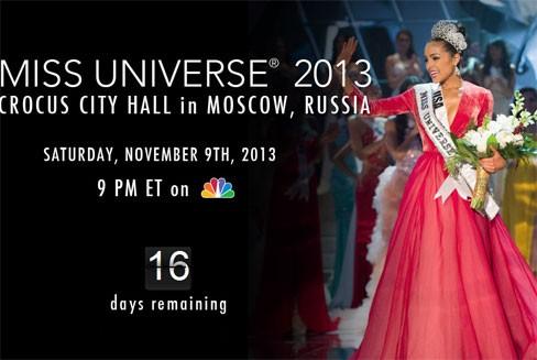 Miss Universe: Trương Thị May đã có mặt ở Moskva - ảnh 9