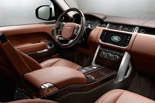 Range Rover có phiên bản trục cơ sở kéo dài - ảnh 4