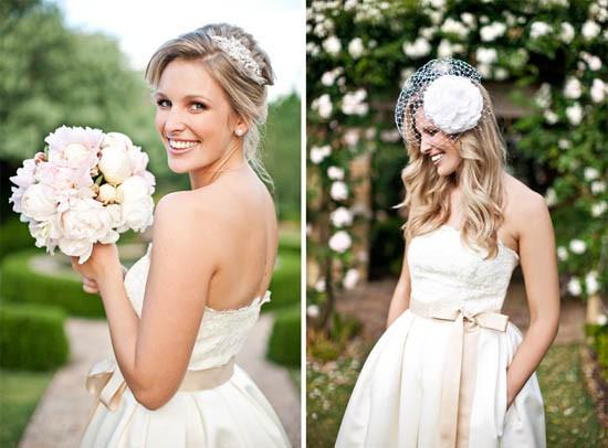 'Bí kíp' để cô dâu xinh đẹp rạng ngời trong lễ cưới - ảnh 1