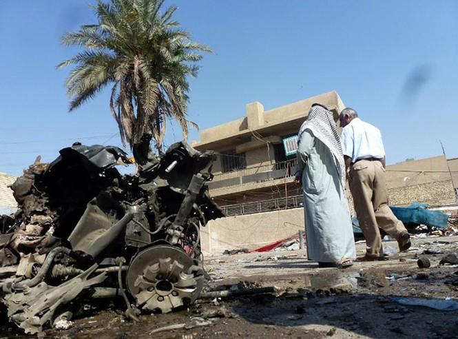 Hiện vẫn chưa có tổ chức nào đứng ra chịu trách nhiệm về các vụ tấn công này