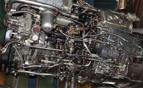 Động cơ trên có tới 32.000 chi tiết cần tháo lắp trong quá trình đại tu