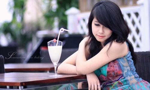 Nguyễn Phương Anh, Amser khóa 07 - 10, sở hữu vẻ đẹp sắc sảo và thành tích học tập, ngoại khóa đáng nể