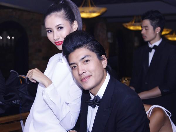 Các 'cặp đôi' của Next Top thân mật trong hậu trường - ảnh 6