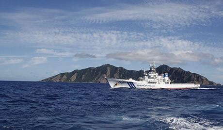 Tàu hải giám Trung Quốc liên tục xâm phạm vùng biển khu vực Senkaku do Nhật quản lý