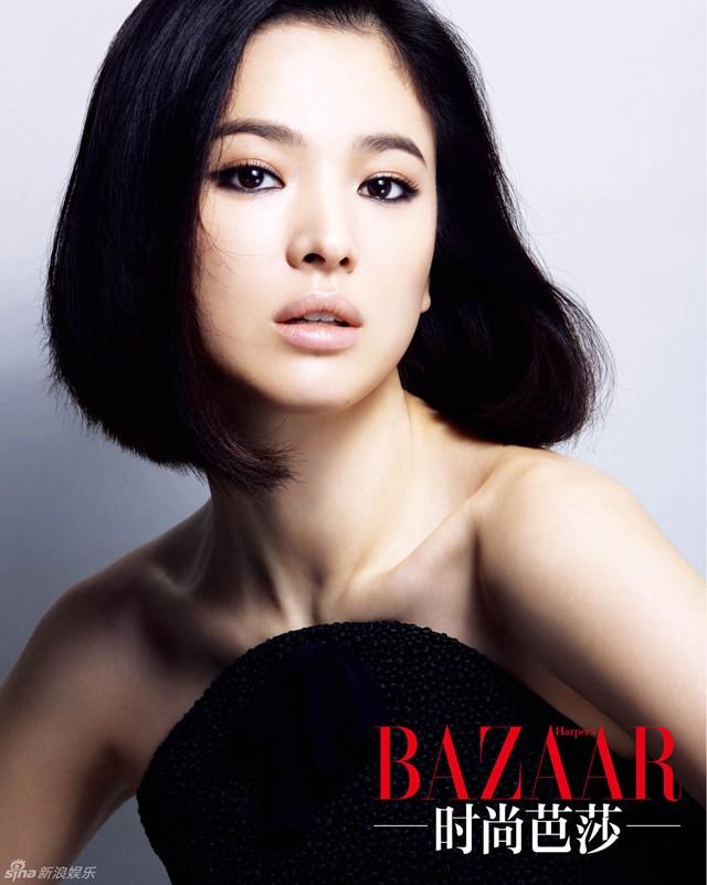 Song Hye Kyo quyến rũ, thanh lịch - ảnh 5