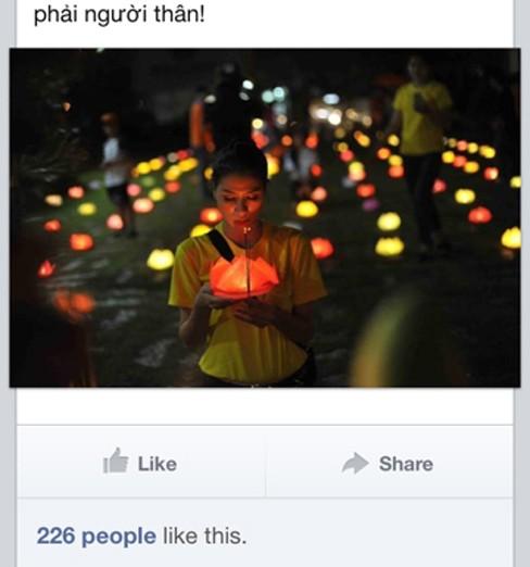 Facebook sao Việt 'đẫm lệ' tiễn biệt Wanbi Tuấn Anh - ảnh 10