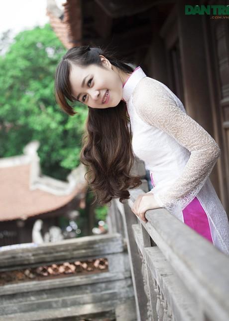 Nữ cán bộ Đoàn 9X xinh đẹp, học giỏi HV Tài chính - ảnh 5