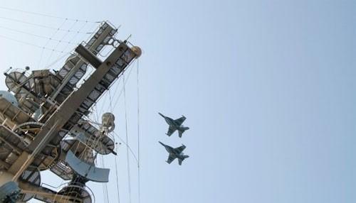 Cuộc tập trận này đã bị chính quyền Bình Nhưỡng phản ứng dữ dội hồi tuần trước với lời cảnh báo Mỹ về một